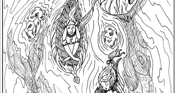 Fantasy coloring pages s mac 39 s place to be coloring 5 for S mac coloring pages