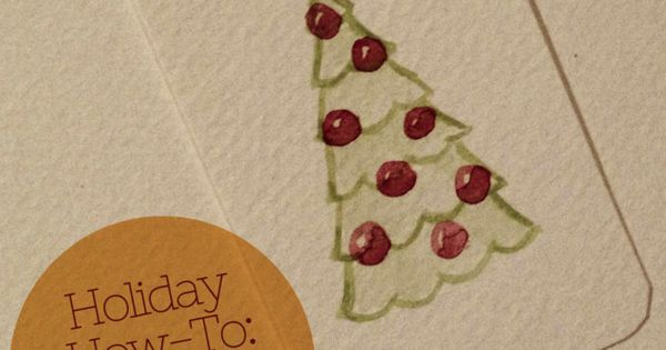 how to: homemade holiday gift tags hand made gifts creative handmade gifts