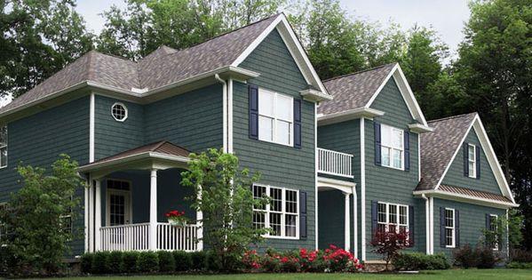 Best Ivy Green Home Design Pinterest Green Siding Shake 400 x 300