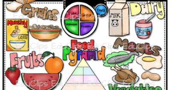 The Food Pyramid Composed Of Food Icons Set Including Vegetables Vegan Food Pyramid Food Pyramid Pyramids