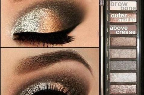 Smokey Eye Makeup. Wedding make up?!?!?