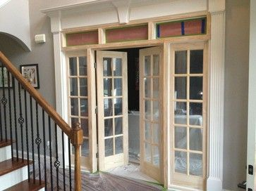 Adding French Doors To Wide Space French Doors Interior French Doors French Doors Inside