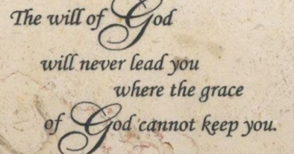 Please Open To Read This Beautiful Prayer The Will Of God Will