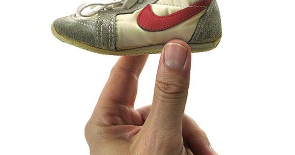 Vintage Tiny Sneakers / Nike I HAD THESE! Where my love for