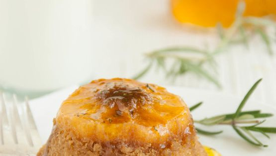 ... Cakes with Rosemary Orange Syrup | Recipe | Clementine Cake, Syrup and