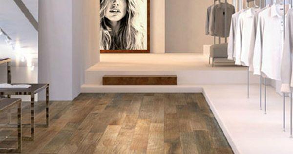 Keramische tegels houtlook google zoeken badkamer pinterest - Betegeld wit parket effect ...