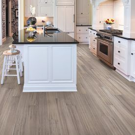 Natural Floors By Usfloors 5 2 In Glacial Bamboo Handscraped Engineered Hardwood Flooring 26 Sq Ft Lowes Com Vinyl Flooring Kitchen Modern Kitchen Remodel Kitchen Flooring