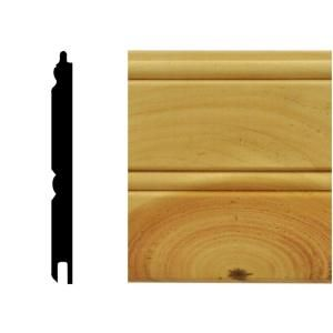 House Of Fara 0 67 Sq Ft North America Knotty Pine Tongue And Groove Wainscot Paneling 32p At The Home Depot Sh Wainscoting Panels Wainscoting Knotty Pine