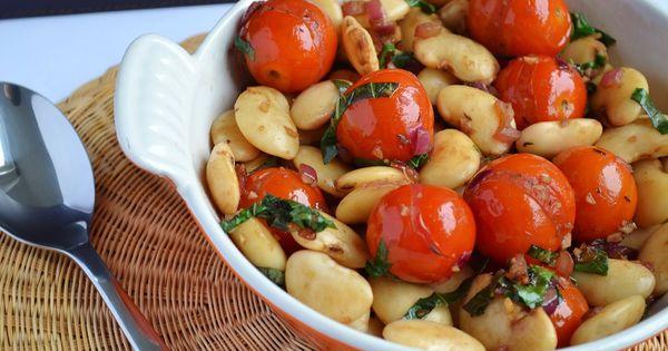 Bean salads, Polenta and Beans on Pinterest