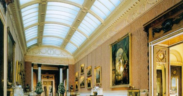 Inside Buckingham Palace The Picture Gallery British