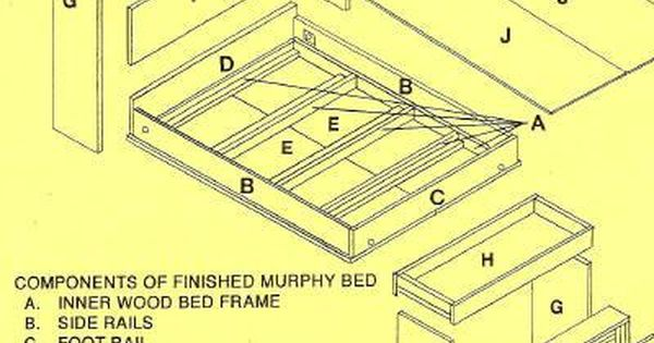 Do It Yourself Home Design: DIY Do It Yourself Murphy Bed Plans