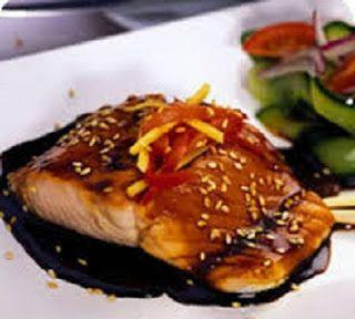 Manfaat Dan Cara Mengolah Salmon Saus Tiram Resep Lobster Resep Salmon Salmon Panggang