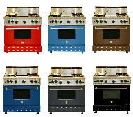 Bluestar 36 Gas Range With Images