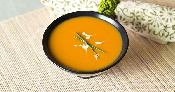 ... Gingered Carrot and Coconut Soup | Soups, Coconut and Carrot Soup