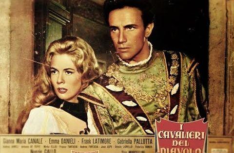 5 I Cavalieri Del Diavolo Film Completo By Film Clips Youtube Film Film Completi