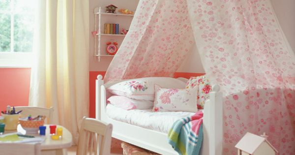love for London's big girl room