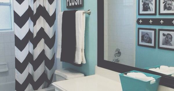 black white and teal bathroom light teal bathroom houses and decorations 22786