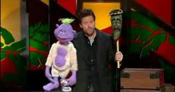 Jeff Dunham And Jose On Comedy Central