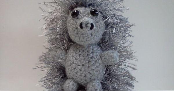 Knitting Inspirations Perth : Echidna inspiration baby knitting pattern on etsy