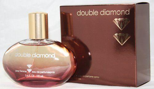Double Diamond By: Yzy 3.4 oz EDP, Women's http