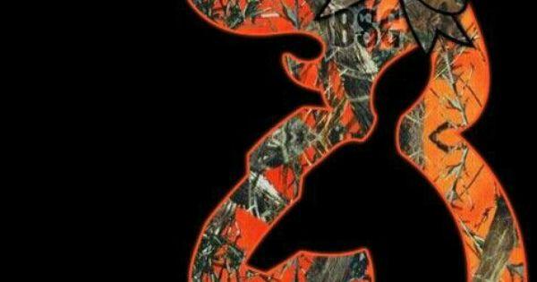 Browning Orange Camo Browning Camo Wallpaper Pinterest