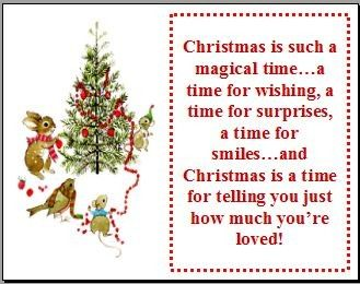 Christmas Greeting Card Verses And Sentiments Christmas Poems