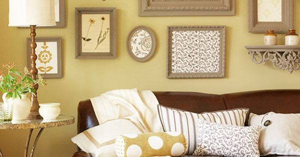 5 Ways to Decorate with Leather Furniture: How to lighten up the