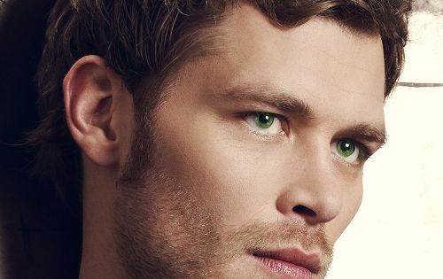 Joseph Morgan (from Vampire Diaries) Klaus is my favorite character on the