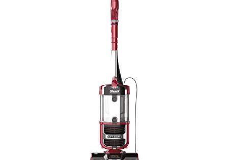 Shark Navigator Upright Vacuum With Lift Away Zero M Anti Hair Wrap Technology Anti Allergen Hepa Filter And Swivel Steering Zu561 Red Peony Renew Upright Vacuums Shark Navigator Best Vacuum