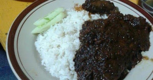 Resep Bebek Madura Asli Bumbu Hitam Pedas Resep Makanan Dan Minuman Makanan