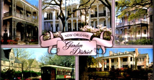 Shopping In The New Orleans Garden District Everything In It 39 S Right Place Pinterest