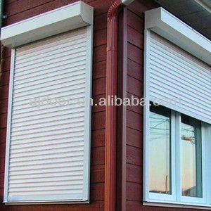 Roller Shutter Exterior Window Shutters Exterior Metal Shutters