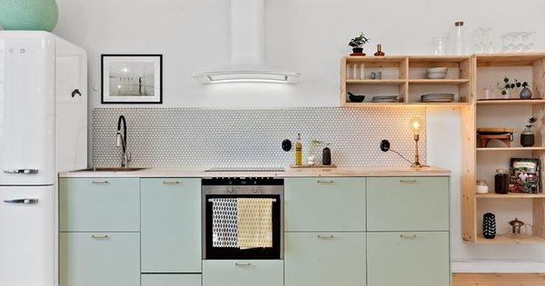 Un precioso apartamento sin tabiques decoraci n red for Decoracion facilisimo cocinas