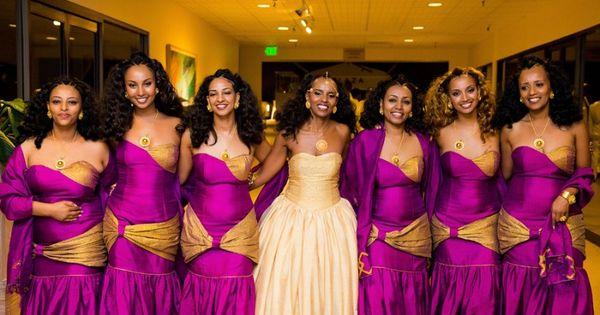 Eritrean wedding in seattle yordanos fesaha v tements for Robes de mariage en consignation seattle