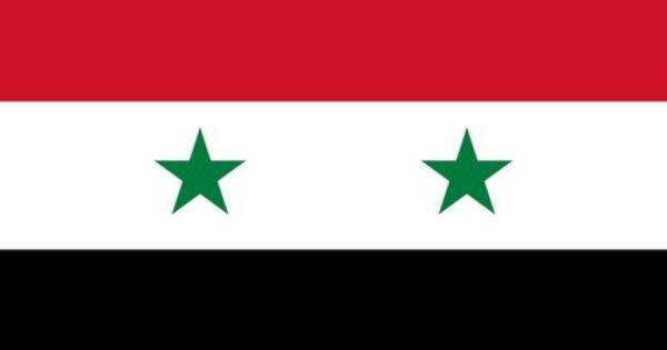 Obama S Orwellian Syrian Situation Al Qaeda Is Our Friend Now Syria Flag Syrian Flag Flags Of The World