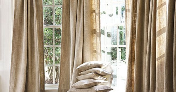 Curtains By Our Sliding Door/ Bump Out Window In Breakfast