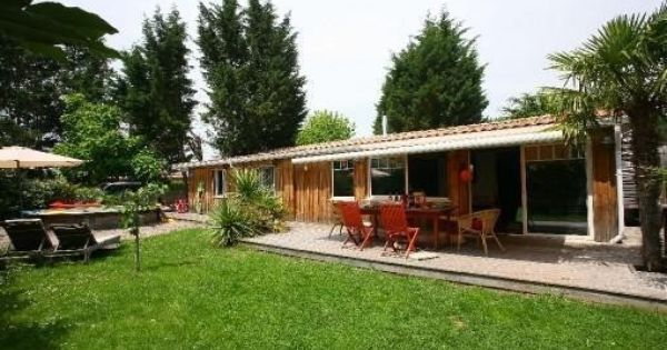 Abritel location maison lege cap ferret location de charme maison en bois typique du bassin - Maison bassin d arcachon location nice ...
