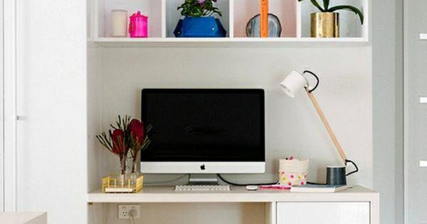 wie k nnen sie ein kleines b ro einrichten b ro b rom bel schreibtisch home office. Black Bedroom Furniture Sets. Home Design Ideas