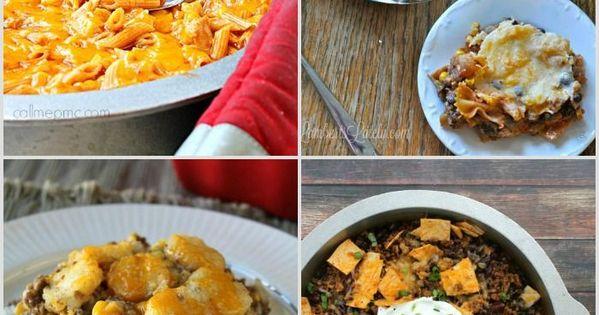 Easy weeknight dinner ideas recetas recetas de cocina y for Ideas para cocinar pasta