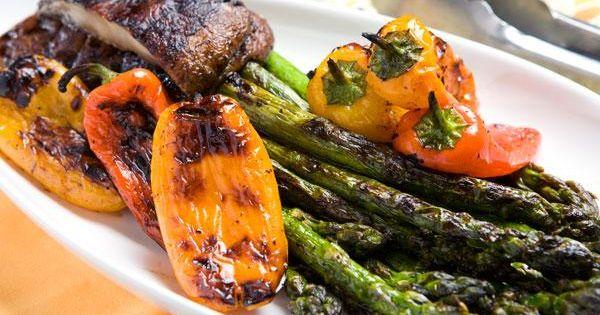 BBQ Take 2: Grilled Vegetables! | Grilled Vegetables and Vegetables