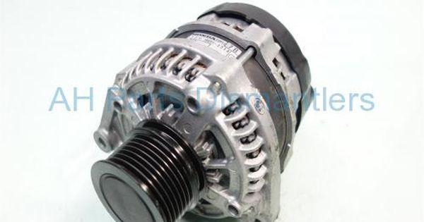 Used 2016 Honda Civic Alternator Generator 31100 59b 003 3110059b003 Purchase From Https Ahparts Com Buy Used 2016 H Honda Civic 2016 Honda Civic Honda