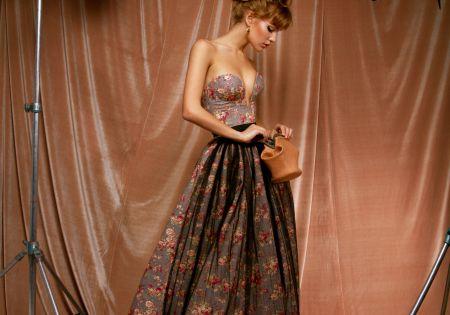 Why can't everyone dress like this?! LOVE UlyanaSergeenko