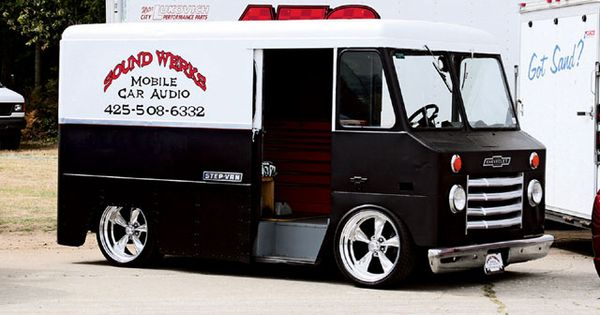 Edmonton Area Chevrolet Pickup Trucks For Sale Buy Used: Used Diesel Stepvans For Sale In