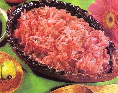 Salsa de rábanos. Receta mexicana de Yucatán | Salsas... | Pinterest ...