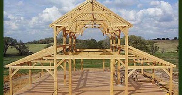 Gambrel Barn House Plans