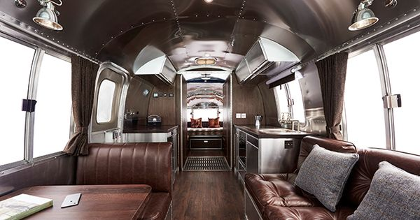Luxury Airstreams American Retro Caravans Blog