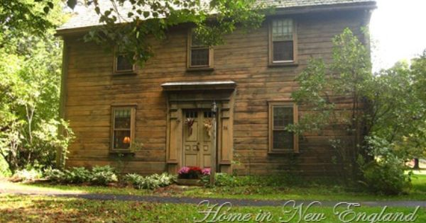 An amazing old house the best colonial i have a for Mckie wing roth home designs