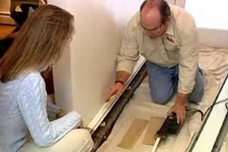 In This How To Video This Old House Plumbing And Heating Contractor Richard Trethewey Gives A Facelift To An Old Baseboard Heating Baseboard Heater Baseboards