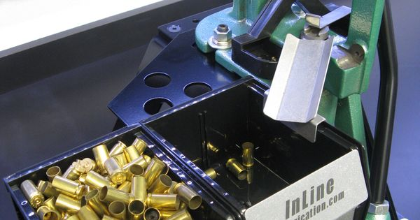 Case Ejector System For Rcbs Rockchucker Single Stage