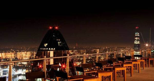 London Restaurants With Spectacular Views Best Rooftop Bars London Bars Heron Tower London